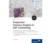 Cover of Production Variance Analysis in SAP Controlling