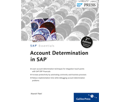 Cover von Account Determination in SAP