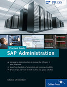 Cover von SAP Administration – Practical Guide