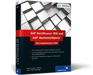 Cover of SAP NetWeaver BW and SAP BusinessObjects