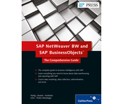 Cover von SAP NetWeaver BW and SAP BusinessObjects