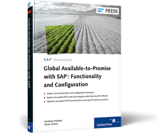 Cover of Global Available-to-Promise with SAP: Functionality and Configuration