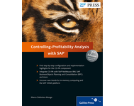 Cover von Controlling-Profitability Analysis with SAP