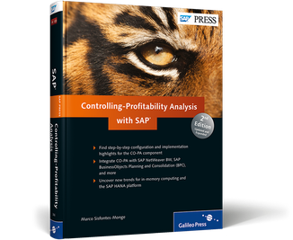 Cover of Controlling-Profitability Analysis with SAP