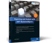 Cover of Reporting and Analysis with SAP BusinessObjects