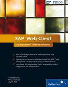 Cover of SAP Web Client
