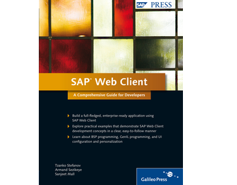 Cover of SAP Web Client