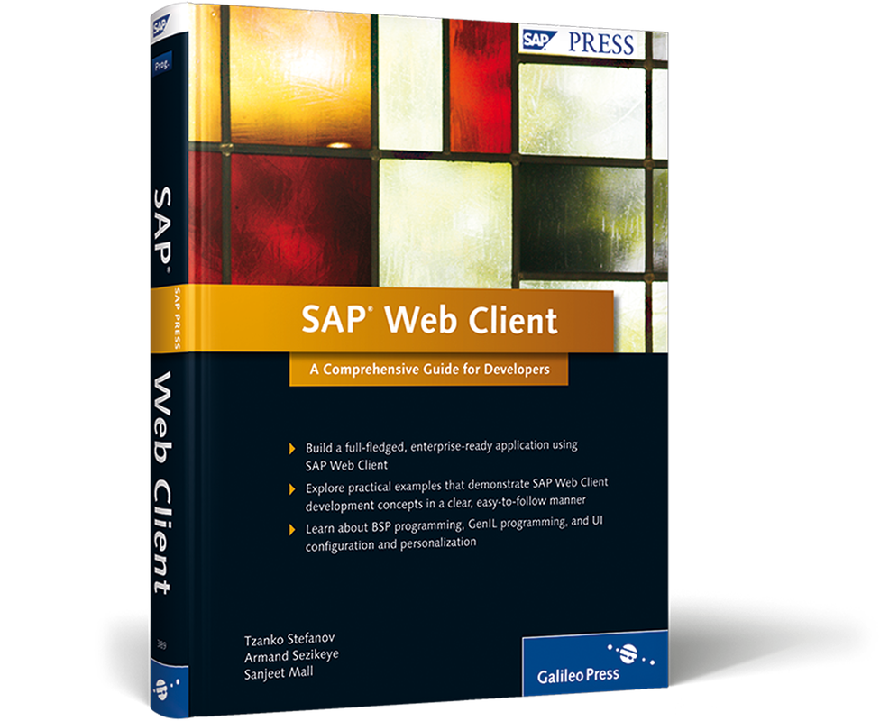 SAP Web Client - A Comprehensive Guide for Developers