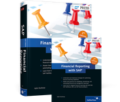 Cover von Financial Reporting with SAP