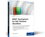 Cover von ABAP Development for SAP Business Workflow