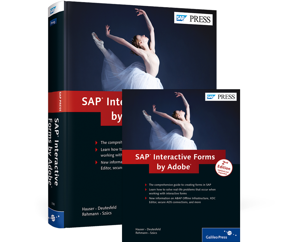 Sap Interactive Forms By Adobe Ebook