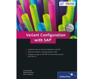 Cover of Variant Configuration with SAP