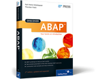 Cover of Discover ABAP