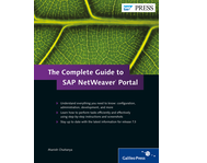 Cover of The Complete Guide to SAP NetWeaver Portal