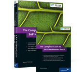 Cover von The Complete Guide to SAP NetWeaver Portal