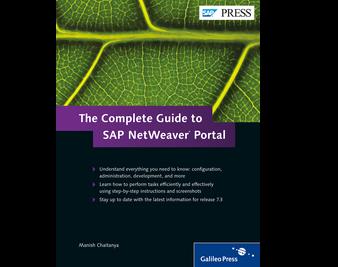 Cover von The Complete Guide to SAP NetWeaver Portal
