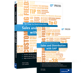 Cover von Sales and Distribution with SAP