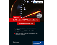 Cover of Creating Dashboards with SAP BusinessObjects