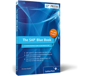 Cover von The SAP Blue Book