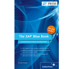 Cover of The SAP Blue Book