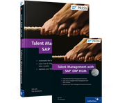 Cover von Talent Management with SAP ERP HCM