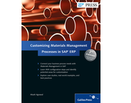 Cover of Customizing Materials Management Processes in SAP ERP