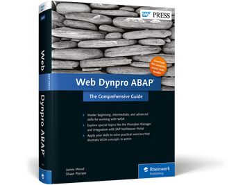 Cover of Web Dynpro ABAP: The Comprehensive Guide
