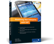 Cover of Mobilizing Your Enterprise with SAP