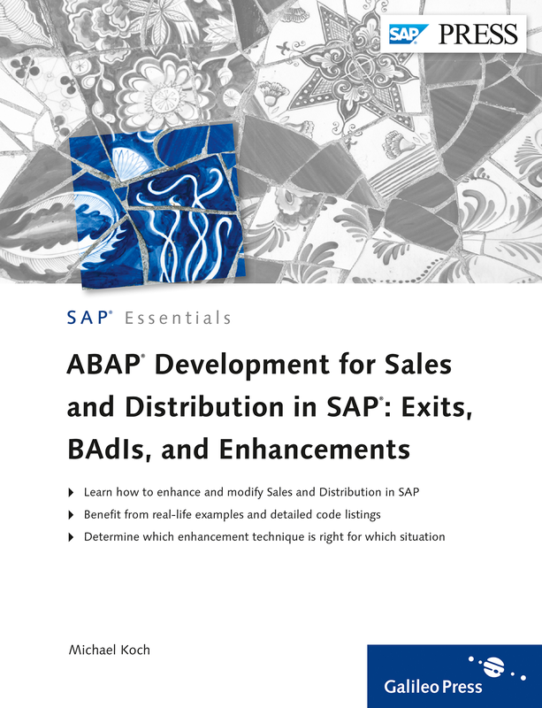 abap development for sales and distribution in sap ex