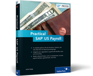 Cover von Practical SAP US Payroll