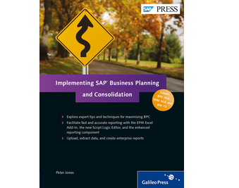 Cover of Implementing SAP Business Planning and Consolidation