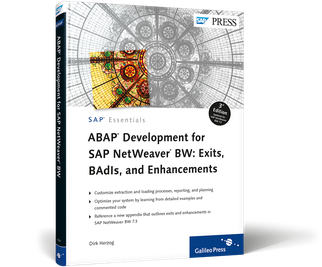 Cover of ABAP Development for SAP NetWeaver BW