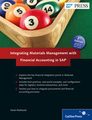 Cover of Integrating Materials Management with Financial Accounting in SAP