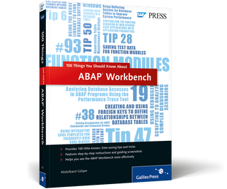 Cover of ABAP Workbench