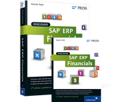 Cover von Discover SAP ERP Financials