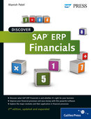 Cover of Discover SAP ERP Financials