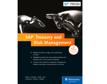 Cover of SAP Treasury and Risk Management