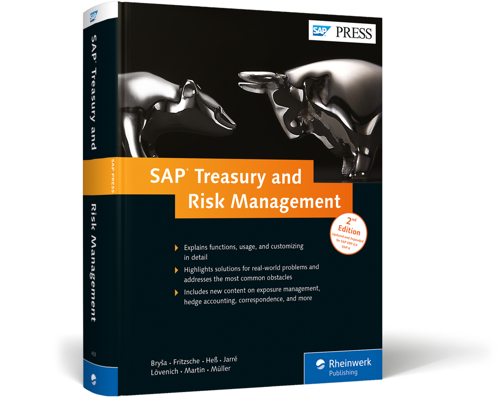 Cover of SAP Treasury and Risk Management ...