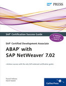 Cover von SAP Certified Development Associate—ABAP with SAP NetWeaver 7.02