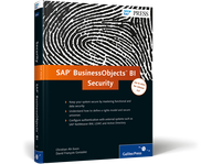 Cover von SAP BusinessObjects BI Security