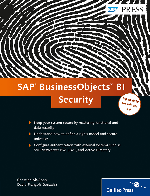 SAP BusinessObjects BI Security