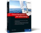 Cover of IT Service Management in SAP Solution Manager