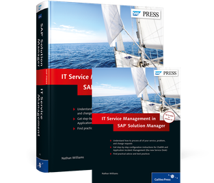 Cover von ITSM and ChaRM in SAP Solution Manager