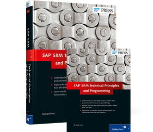 Cover von SAP SRM: Technical Principles and Programming