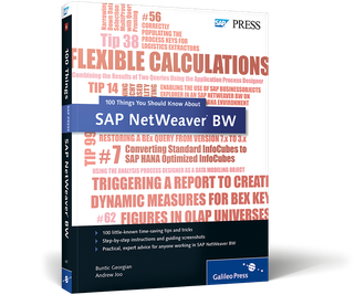 Cover of SAP NetWeaver BW