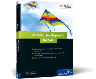 Cover von Mobile Development for SAP