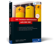 Cover of SAP Database Administration with IBM DB2