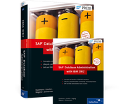 Cover von SAP Database Administration with IBM DB2