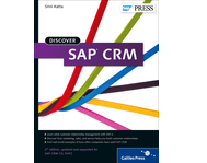 Cover of Discover SAP CRM