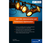 Cover of SAP BW: Administration and Performance Optimization